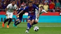 Masalah Paspor Bisa Bikin Coutinho Absen di Piala Super Spanyol