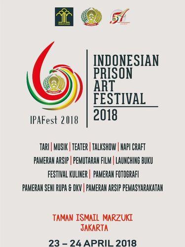 Iwan Fals Siap Ramaikan Pameran dan Pentas Seni Narapidana se-Indonesia