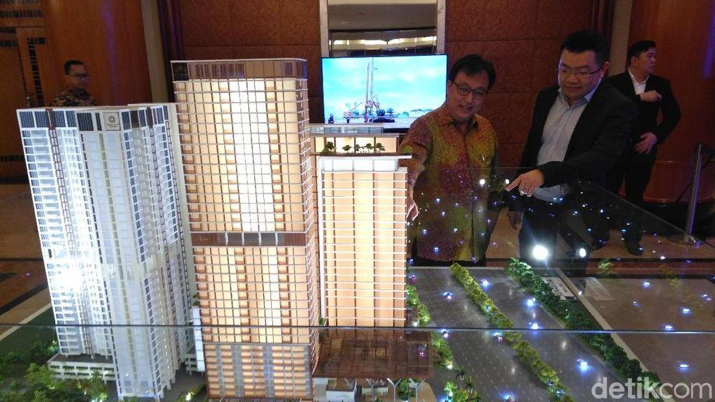 Baru Upper Structure, Pemesanan The Trans Icon Apartemen Capai 90%