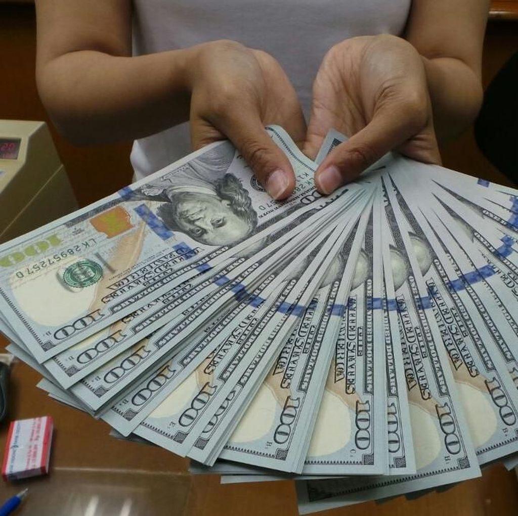 Dolar AS Mengamuk Lagi, Tanda Kebijakan BI Bukan Obat Mujarab