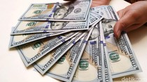 Dolar AS Dekati Level Rp 14.100