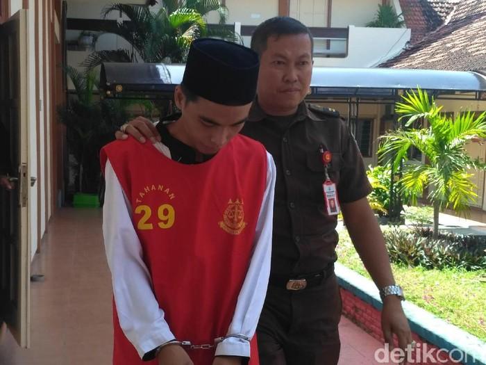Pembunuh Pelajar di Situbondo/Foto: Ghazali Dasuqi