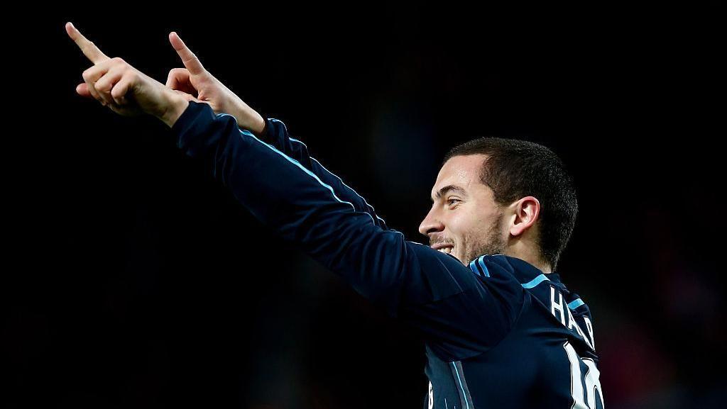 Hazard: Di Chelsea Sampai Pensiun? Tidak Masalah