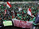 2 Juta Driver Ojol Diklaim akan Demo Saat Pembukaan Asian Games