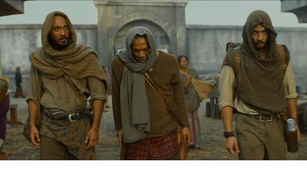 Dari Barat ke Timur Inspirasi Kostum juga Makeup 'Buffalo Boys'