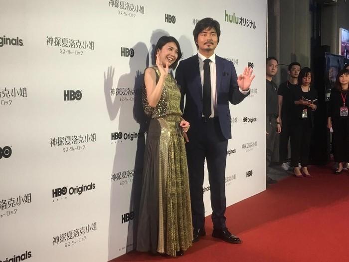 Yuko Takeuchi dan Yukiyoshi Ozawa