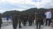 Marsekal Hadi Segera Resmikan Fasilitas Pangkalan TNI di Natuna