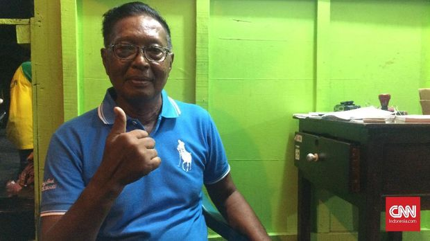 Olahan Legendaris Semarang, Nasi Goreng Babat Pak Karmin