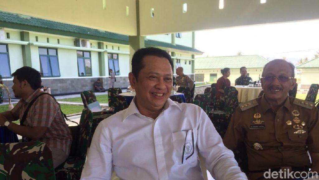 Bamsoet Minta PLN Pasok Listrik ke Warga di Kepulauan Natuna