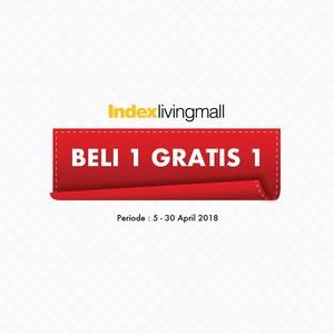 Banyak Gratisan di Index Living Mall Transmart Cempaka Putih