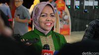 Waketum PD Nurhayati Ali Assegaf.