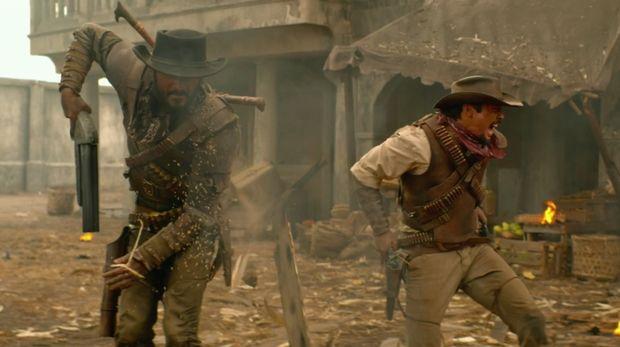 'Buffalo Boys', Aksi Khas Indonesia Berpadu Western Genre