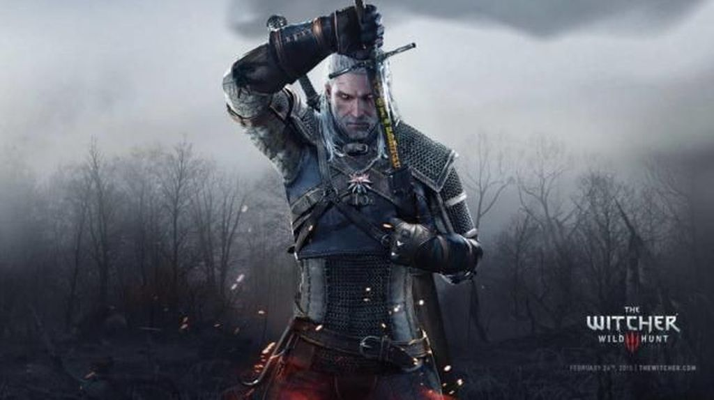 Bocoran Serial Netflix The Witcher Terungkap