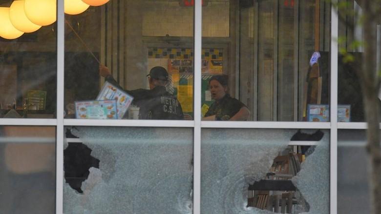 Pria Telanjang Tembak Mati Empat Orang di Nashville, AS