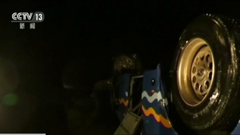 32 Turis China Tewas dalam Kecelakaan Bus di Korut