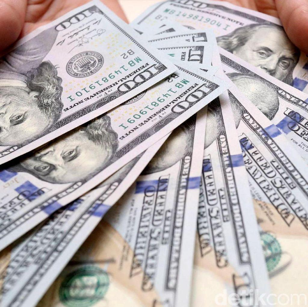 Dolar AS Berada di Level Rp 14.420