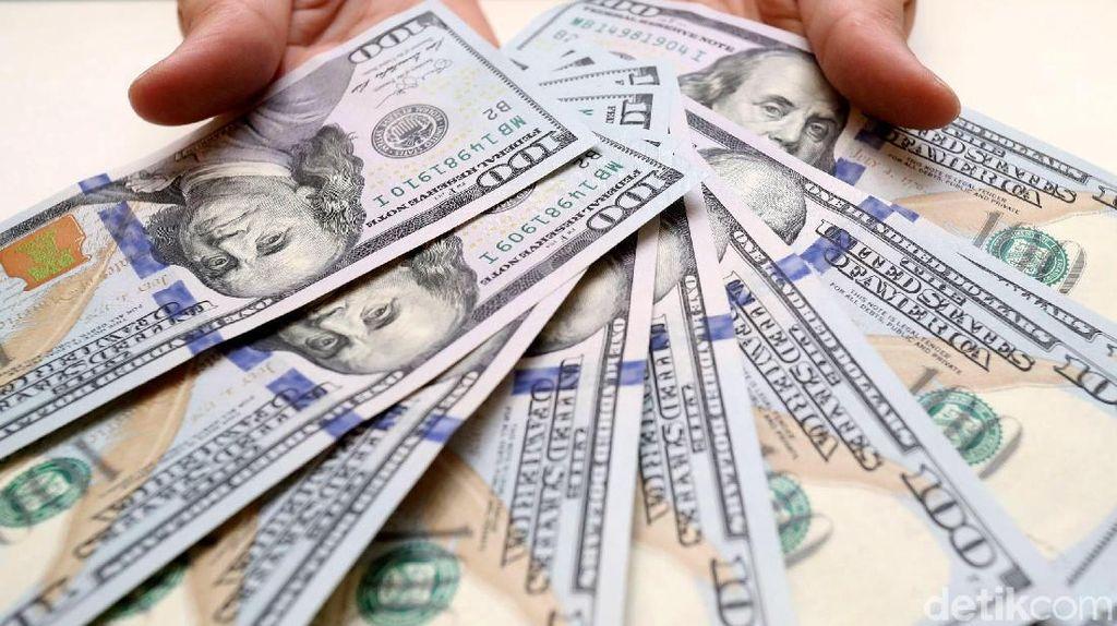 Dolar AS Betah di Atas Rp 14.600