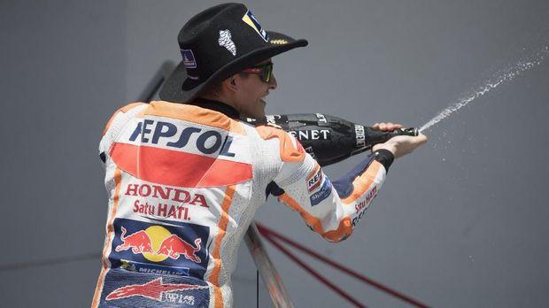 Marquez diklaim mencintai olahraga balapan motor lebih dari yang lainnya.