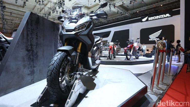 Inikah motor wow yang akan dirilis Honda? Honda X-ADV Foto: dok. AHM
