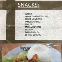 Kocak Tulisan Nama Menu Makanan Ini Bikin Ketawa Ngakak