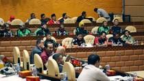 Komisi V DPR Terima Perwakilan Massa Ojol