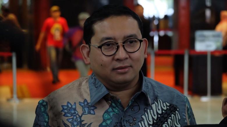 Fadli Zon: Jokowi Panik