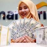 Kekurangan Dolar AS, Mandiri Cari Dana US$ 500 Juta