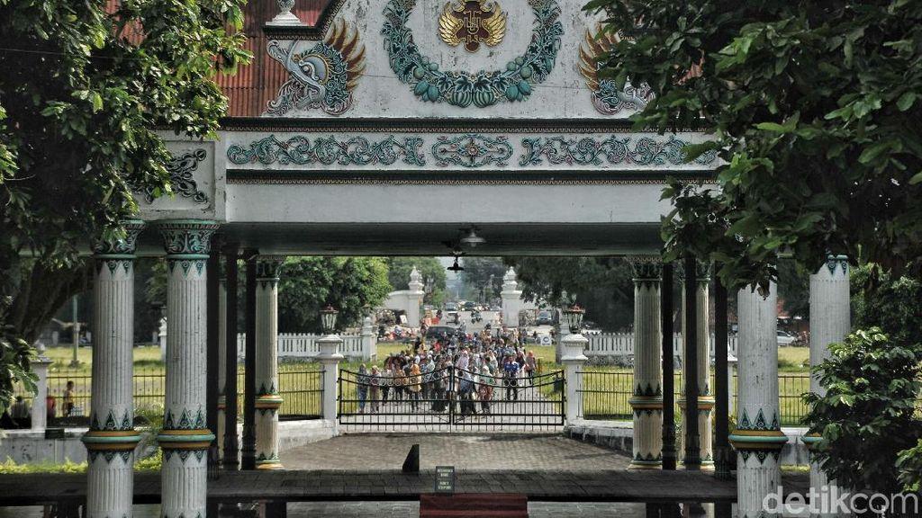 Foto: Keraton Yogyakarta yang Masih Bertuah