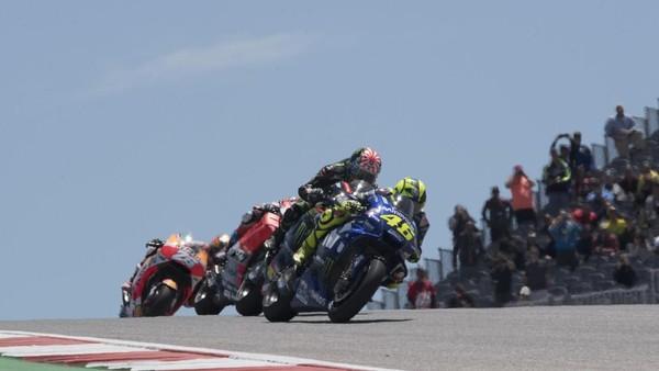Rossi Sebut Daya Saing Yamaha Baru Bisa Benar-Benar Diukur di Eropa