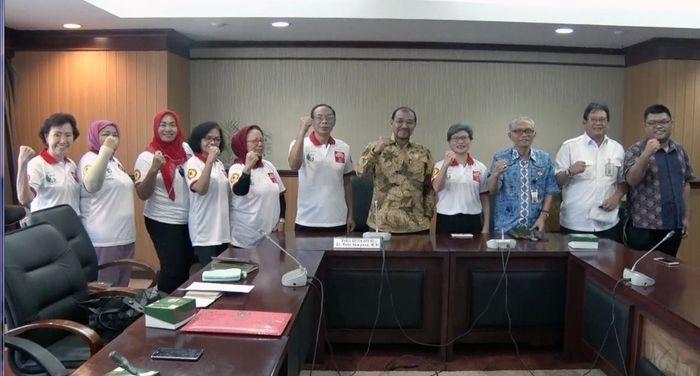 Foto: Wakil Ketua Dewan Perwakilan Daerah (DPD) Nono Sampono