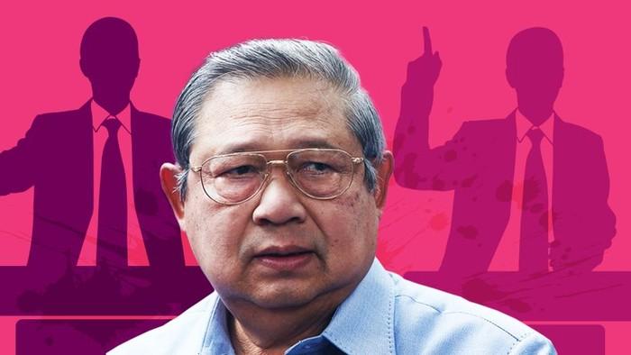 Fokus ilustrasi (bukan buat insert) SBY Bicara Pemimpin Baru (Fuad Hasim/detikcom)