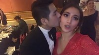 Semenjak Jessica Iskandar ditinggalkan sang suami, kini Erick Iskandarlah yang menggantikan papah bagi El Barack dan menjaga Jessica Iskandar. Foto: Dok. Instagram