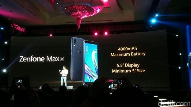Zenfone Max dan Zenfone 5Q Turut Mendarat di Indonesia