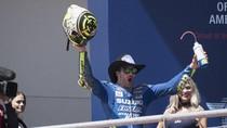 Podium Pertama Iannone untuk Suzuki