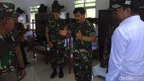 Kunjungi Natuna, Panglima TNI Langsung Dicurhati Prajurit