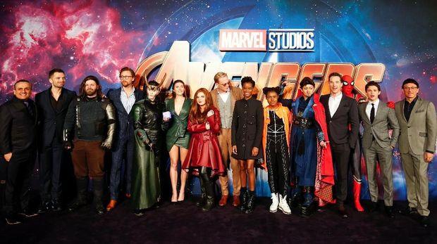 Avengers: Infinity War, Calon Film Nomor Wahid di Dunia
