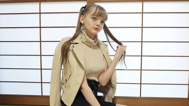 Dakota Rose merupakan model asal Amerika Serikat yang kini tinggal di Jepang (koti.rose/Instagram)