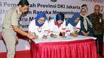 Penyaluran Kredit UMKM Binaan OK OCE