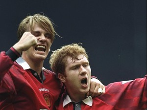 Neville Sebut Pemain City Ini Campuran Scholes dan Beckham