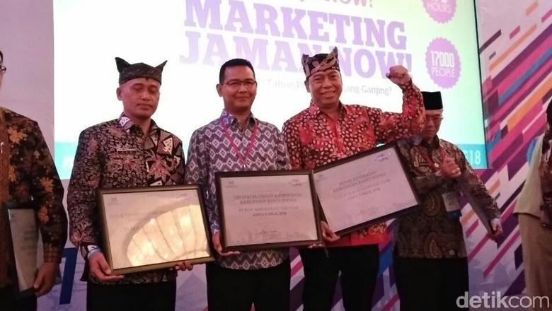 Banyuwangi Sabet 3 Penghargaan Sektor Layanan Publik