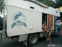 Akela adalah nama mereka sebagai tim petualang (Ardian/detikTravel)