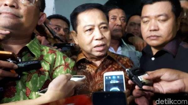 Setya Novanto Dieksekusi ke Lapas Sukamiskin Hari Ini