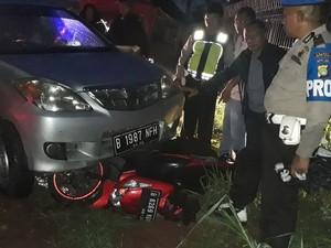 Pembobol Brankas di Tangsel Tabrak Polisi Saat Ditangkap