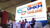 Hambatan UMKM Go-Online