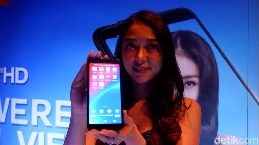 Pasar Ponsel Murah Indonesia Jadi Rebutan Vendor Global