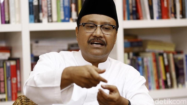 Deklarasi #2019GantiPresiden di Surabaya Ricuh, Ini Kata Gus Ipul
