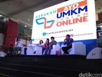Banyak yang Offline, Gerakan UMKM Jualan Online Digalakkan