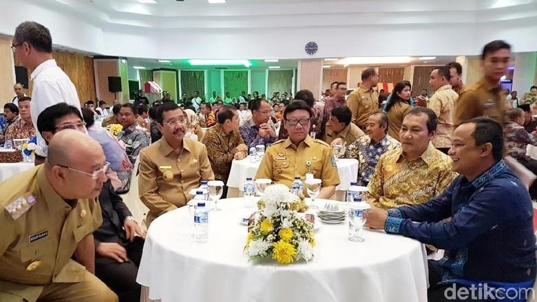 Mendagri dan KPK Ajak Calon Kepala Daerah Lawan Politik Uang