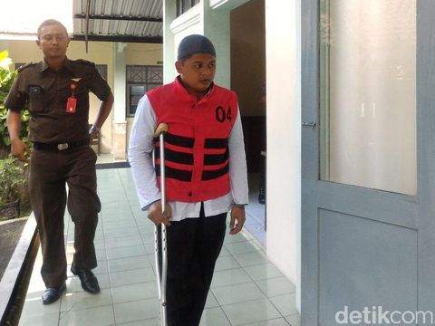 Pembunuh Kasir Rumah Makan di Boyolali Divonis 15 Tahun Penjara
