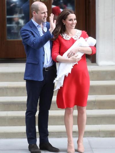 Kate Middleton melahirkan anak ketiga  Foto: dok. Getty Images